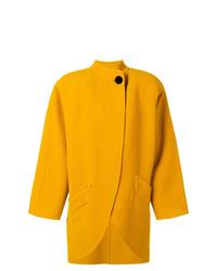 Abrigo amarillo de Marc Jacobs
