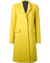 Abrigo amarillo de Paul Smith