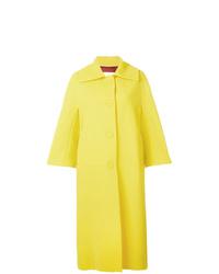Abrigo amarillo de Sara Battaglia