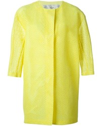 Abrigo amarillo de Tsumori Chisato