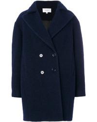 Abrigo Azul Marino de Carven