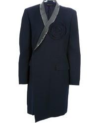 Abrigo Azul Marino de Comme des Garcons