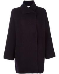 Abrigo Azul Marino de Diane von Furstenberg