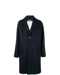 Abrigo Azul Marino de Dsquared2