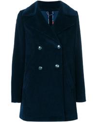 Abrigo Azul Marino de Etro
