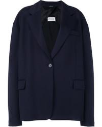 Abrigo Azul Marino de Maison Margiela