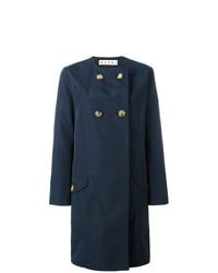 Abrigo Azul Marino de Marni