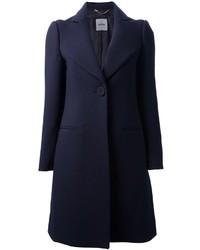 Abrigo Azul Marino de Moschino