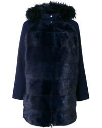 Abrigo Azul Marino de P.A.R.O.S.H.