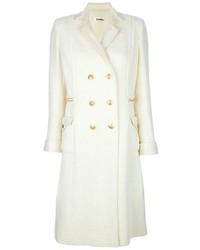 Abrigo Blanco de Chanel