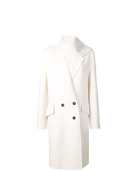 Abrigo blanco de JW Anderson
