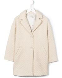 Abrigo blanco de MonnaLisa