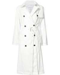 Abrigo blanco de Sonia Rykiel