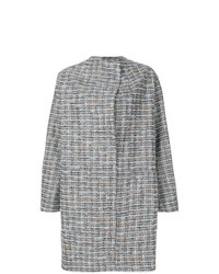 Abrigo bordado gris de Antonio Marras