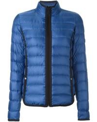 Abrigo de plumón azul de MICHAEL Michael Kors