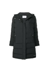 Abrigo de plumón negro de Calvin Klein Jeans