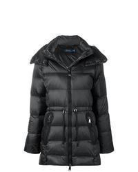 Abrigo de plumón negro de Polo Ralph Lauren