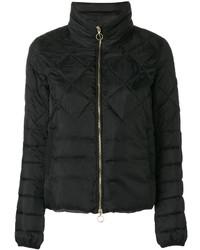 Abrigo de plumón negro de Twin-Set