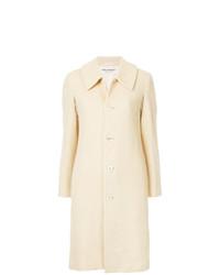 Abrigo en beige de Junya Watanabe Comme Des Garçons Vintage