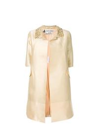 Abrigo en beige de Lanvin Vintage
