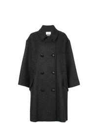 Abrigo en gris oscuro de Isabel Marant Etoile