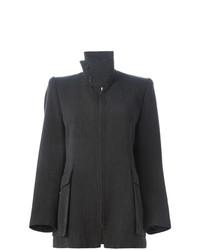 Abrigo en gris oscuro de Maison Martin Margiela Vintage