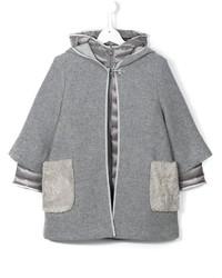 Abrigo gris
