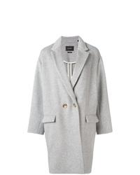 Abrigo gris de Isabel Marant Etoile