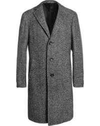Abrigo largo de espiguilla