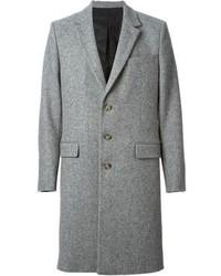 Abrigo largo gris de Ami