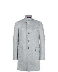 Abrigo largo gris de Fay