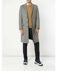 Abrigo largo gris de Loveless