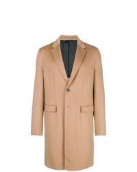 Abrigo largo marrón claro de Joseph