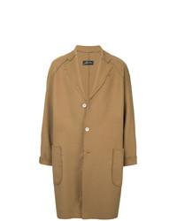 Abrigo largo marrón claro de Zambesi