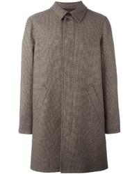 Abrigo largo marrón de A.P.C.