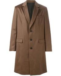 Abrigo largo marrón de Ami