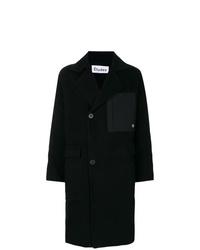 Abrigo largo negro de Études