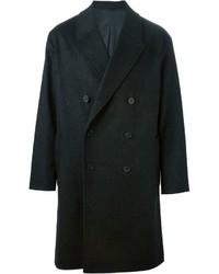 Abrigo largo negro de Ami