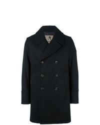Abrigo largo negro de Sealup