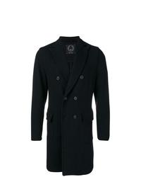 Abrigo largo negro de T Jacket