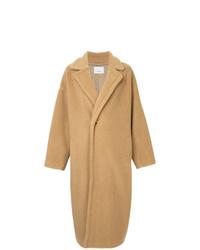 Abrigo marrón claro de 08sircus