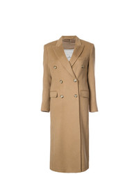 Abrigo marrón claro de Giuliva Heritage Collection