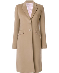 Abrigo marrón claro de Givenchy