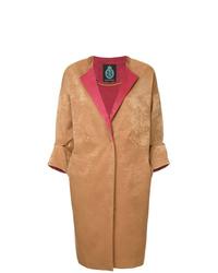 Abrigo marrón claro de GUILD PRIME
