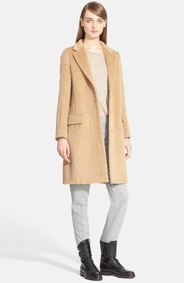 abrigo alpaca max mara 23fe469142a