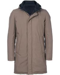 Abrigo marrón de Herno