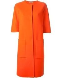 Abrigo Naranja de Bottega Veneta