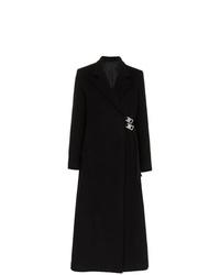 Abrigo negro de 1017 Alyx 9Sm