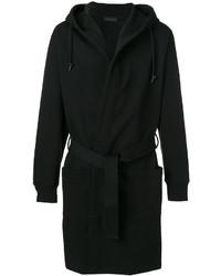Abrigo negro de Diesel Black Gold
