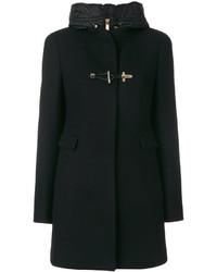 Abrigo Negro de Fay